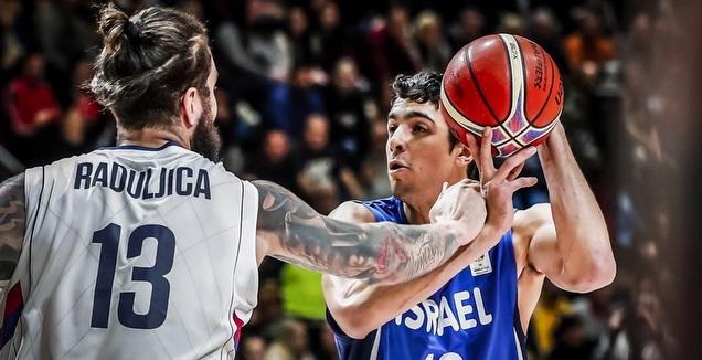 שגב מול ראדוליצה (FIBA)