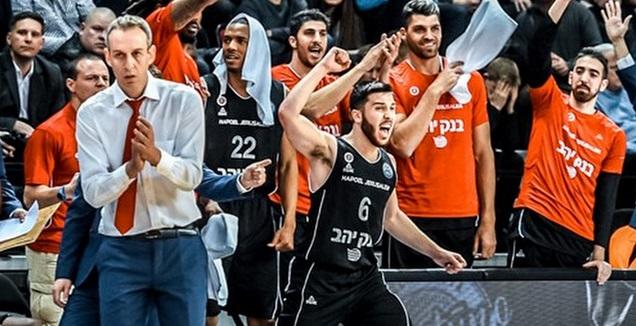 תמיר בלאט חוגג (FIBA) (מערכת ONE)