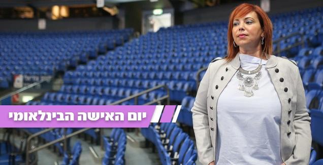הכח בידיה: האישה החזקה בכדורסל הישראלי