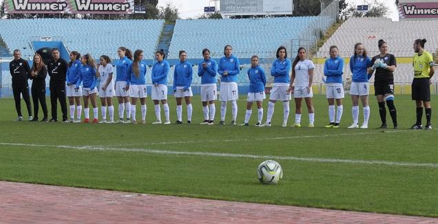 שחקניות נבחרת הנשים של ישראל (אחמד מוררה)
