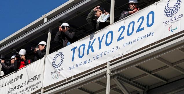 טוקיו 2020 (רויטרס)