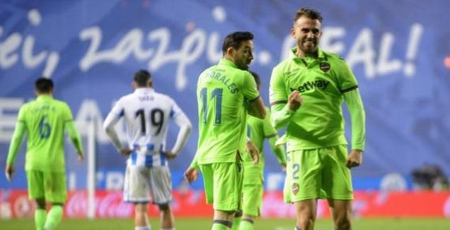 מיוראל חוגג (La Liga)