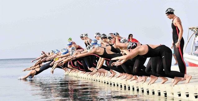 תחרות הסבב האירופי באילת בשנה שעברה (איגוד השחייה בישראל)
