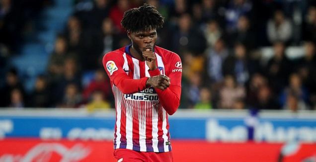 תומאס פארטה חוגג (La Liga)