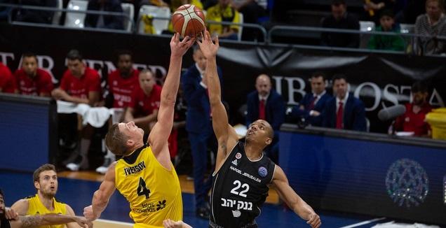 ג'וש אוונס וקולטון אייברסון (FIBA) (מערכת ONE)