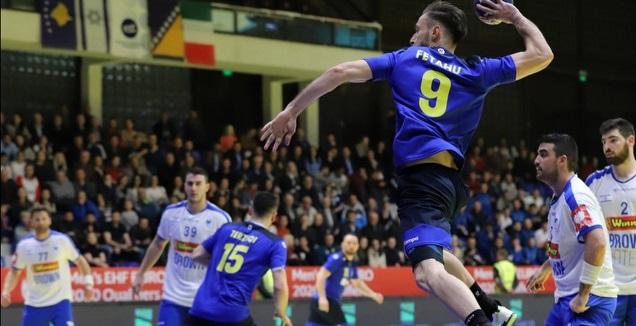 המפגש בקוסובו (kosovo handball federation)