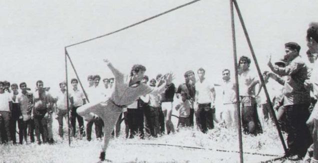 הטורנירים הראשונים מלפני 50 שנה (אוסף פרטי)