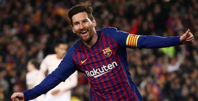 לוכד החלומות: צמד למסי, ברצלונה בחצי הגמר
