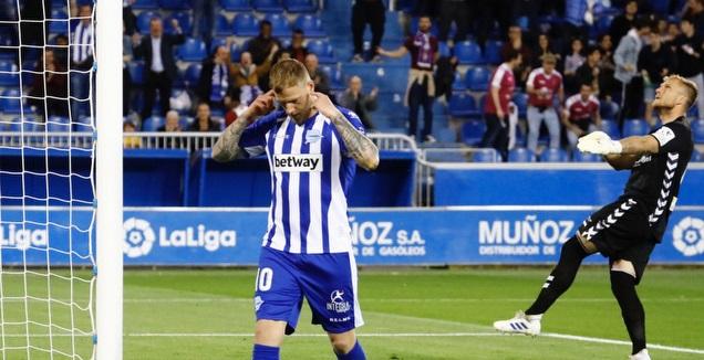 יון גידטי חוגג, יואל רודריגס בהלם (La Liga)