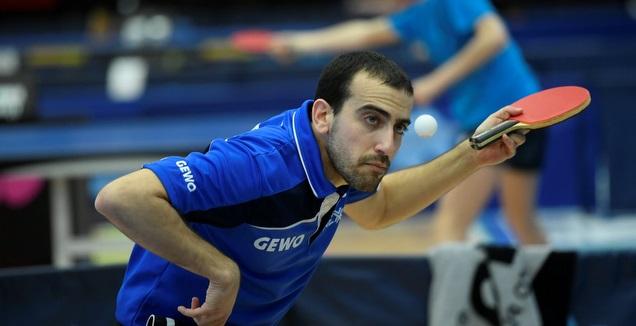 מיכאל טאובר (באדיבות איגוד טניס השולחן בישראל)
