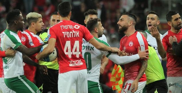 """""""לא שוכחים את הניצחון של מכבי חיפה בטרנר"""""""