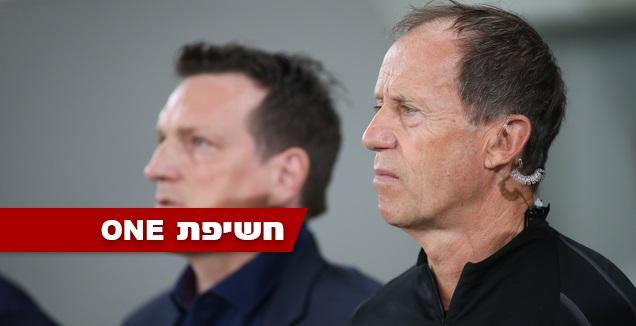 לינדנברגר בנבחרת ישראל (רדאד ג'בארה)
