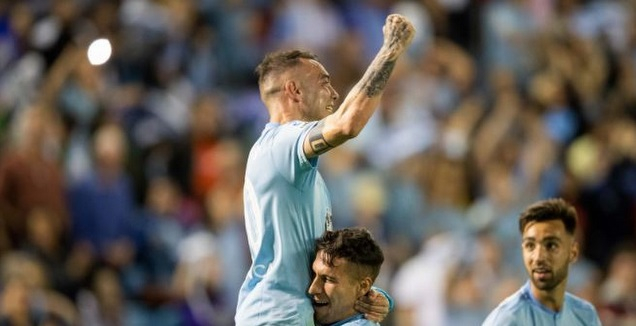 קשה בלעדיו: ברצלונה הפסידה 2:0 לסלטה ויגו