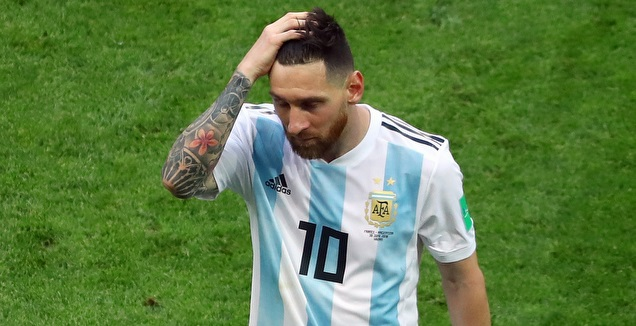 """""""המשחק מול ארגנטינה - פגיעה באמון הציבור"""""""
