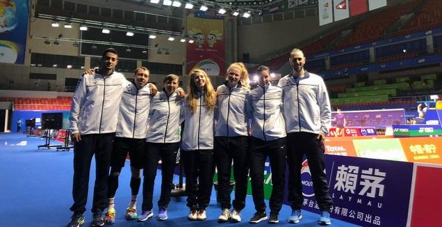 הנבחרת בסין (איגוד הבדמינטון)