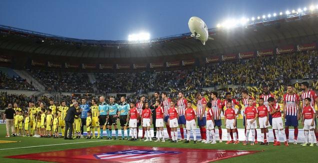 שחקני אתלטיקו מדריד ובית