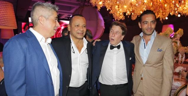 פיני זהבי עם ניימאר האב והחברים (שוקה כהן)