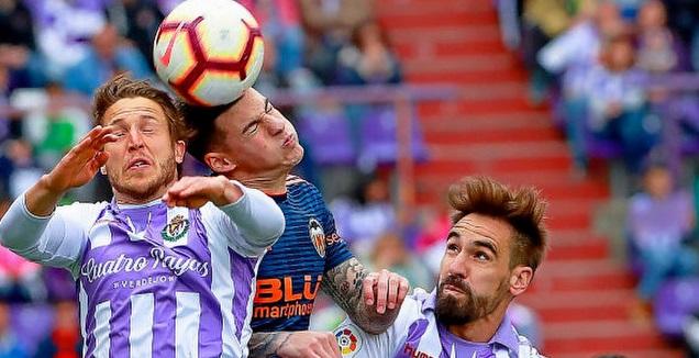 בורחה פרננדס וקקו. מסתבכים (La Liga)