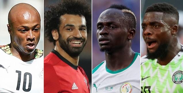 סלאח, מאנה וגם אוגו: הכול על אליפות אפריקה