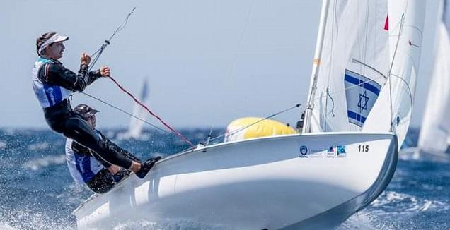 ברעם וטיבי במארסיי (sailing energy)