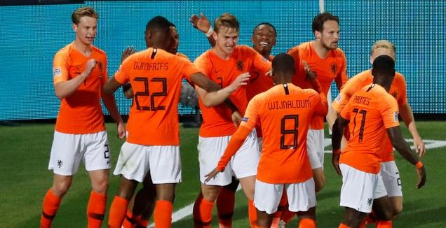 קרב ענקיות: הולנד ופורטוגל בגמר ליגת האומות