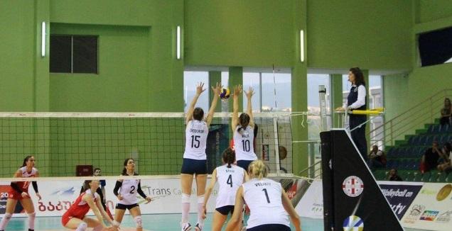 נבחרת הכדורעף (CEV) (מערכת ONE)
