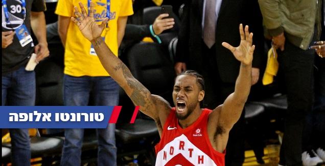 קוואי לנארד זכה ב-MVP: זו הסיבה שאני משחק