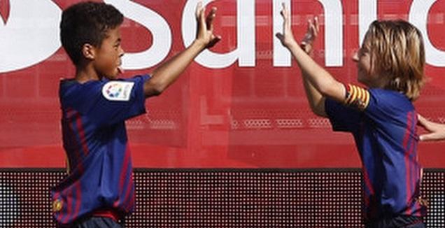 שיין פטריק קלייברט חוגג (La Liga)
