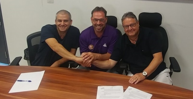 שרון דרוקר מונה למאמן הפועל חולון
