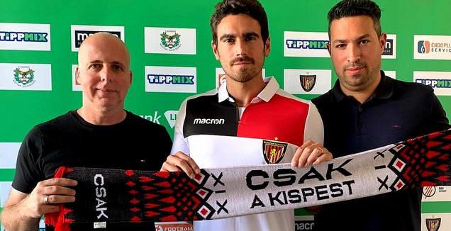 רובי לבקוביץ' חתם בהונבד מהליגה ההונגרית