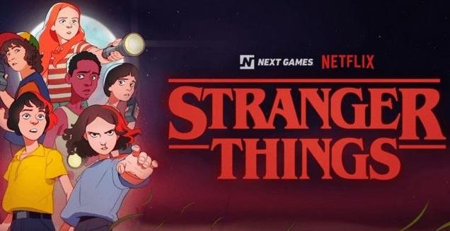 Stranger Things (מערכת ONE)