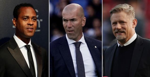 שמייכל, זידאן וקלייברט: האבות והבנים בכדורגל