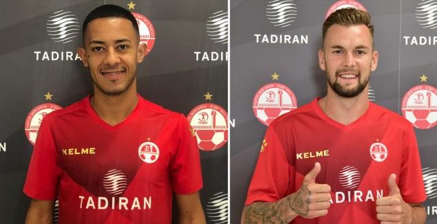 """קאריו ומרין חתמו רשמית ל-3 עונות בהפועל ב""""ש"""
