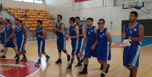 """נבחרת כדורסל לחרשים (אס""""ח)"""