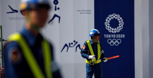 נמשכות ההכנות בטוקיו (רויטרס)