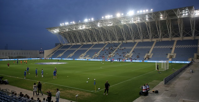 אצטדיון המושבה (שחר גרוס)