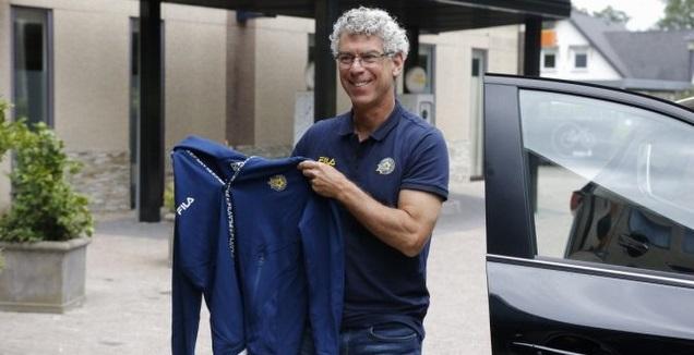 גולדהאר הגיע למחנה האימונים של מכבי בהולנד