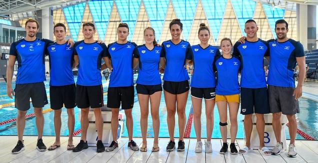 נבחרת השחייה של ישראל (חגי מיכאלי)