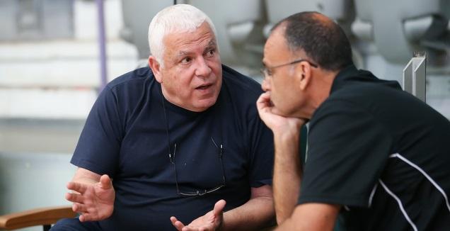 אריאל בית הלחמי ופיני גרשון (רדאד ג'בארה)