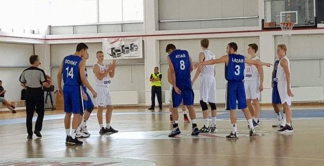 נבחרת הנוער מול נורבגיה (איגוד הכדורסל)