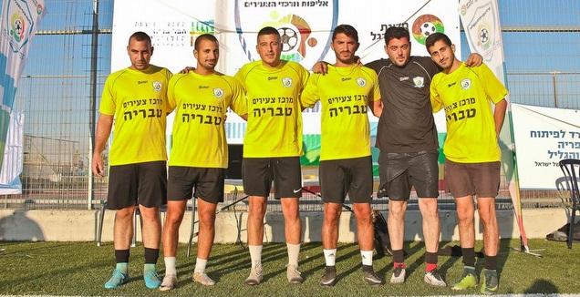 נבחרת מרכז הצעירים טבריה (מדינת הכדורגל) (מערכת ONE)