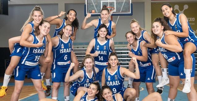 נבחרת העתודה של הנשים (עודד קרני, איגוד הכדורסל)
