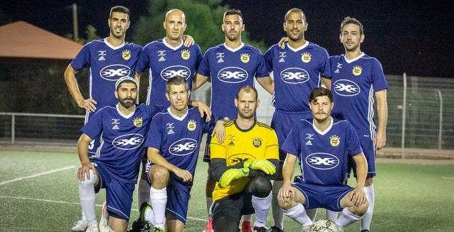קבוצת XXX (צילום: מדינת הכדורגל)