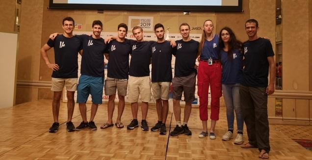 נבחרת ישראל בטיפוס (איגוד הטיפוס הישראלי)