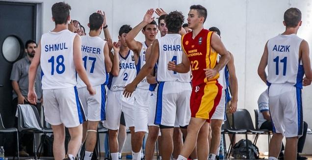נבחרת הקדטים של ישראל (איגוד הכדורסל)