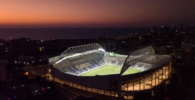 אצטדיון בלומפילד (רדאד ג'בארה)