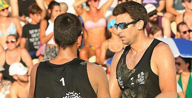 אליפות ישראל בכדורעף חופים (לילך וייס)