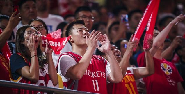 האוהדים הסינים (FIBA) (מערכת ONE)