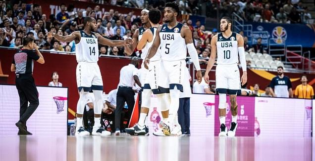 נבחרת ארה&qout;ב (FIBA)