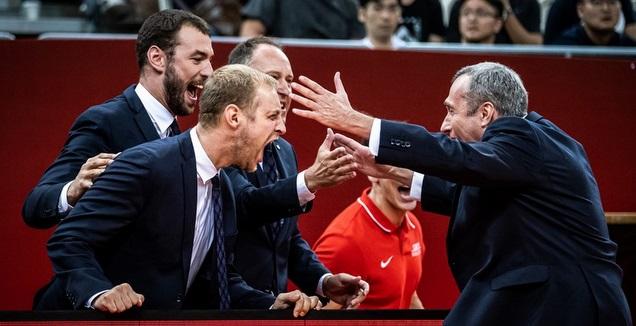 ננו גינזבורג בטירוף (FIBA) (מערכת ONE)
